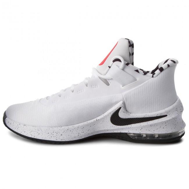 827d207069 Scarpe NIKE - Air Max Infuriate II Jdi Gs AQ9975 100 White/Black/Lt Crimson  - Sneakers - Scarpe basse - Donna - www.escarpe.it