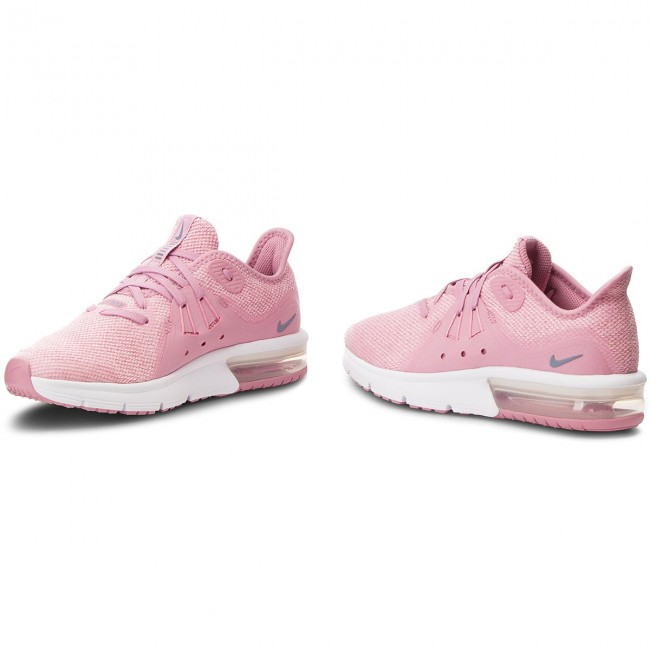 quality design 6c651 c8f46 Scarpe NIKE - Air Max Sequent 3 (GS) 922885 601 Elemental Pink Ashen