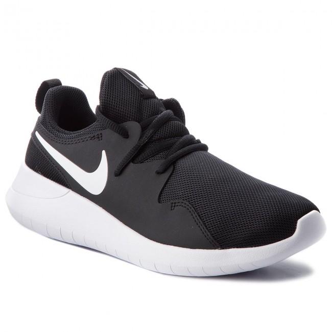 Scarpe NIKE - Tessen (GS) AH5232 003 nero bianca bianca - scarpe da ginnastica - Scarpe basse - Donna | Costi medi  | Scolaro/Signora Scarpa