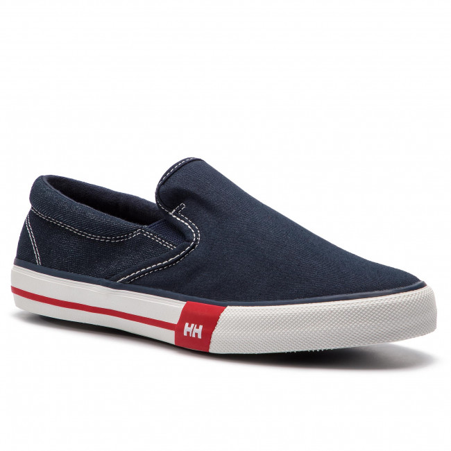 be5ba66c2c Scarpe sportive HELLY HANSEN - Copenhagen Slip-On Shoe 114-84.597 Navy/Grye