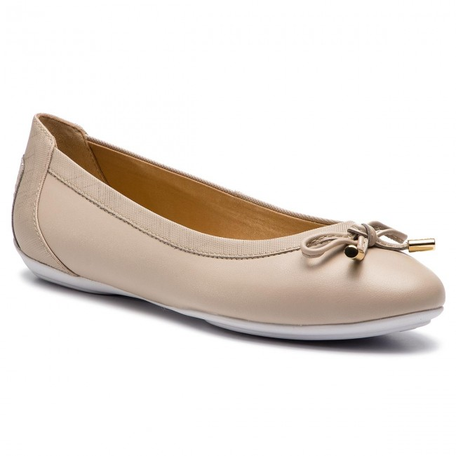 Ballerine GEOX - D Charlene A D84Y7A 05404 C5AH6 Beige Lt Taupe ... c575320c845