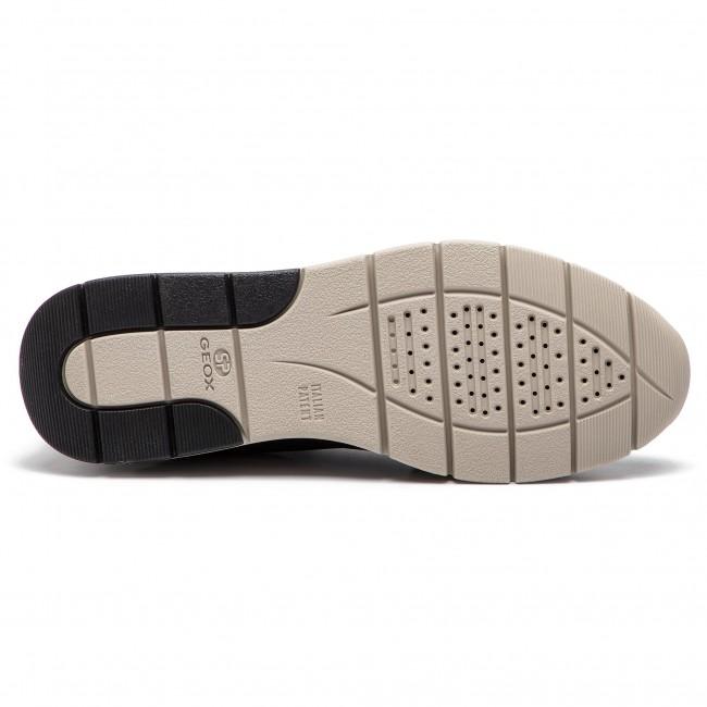 Sneakers GEOX D Callyn D D849GD 0EWHH C9999 Black