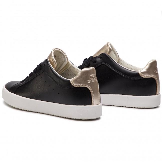 D Blacklt Blomiee Sneakers C9258 Geox W80nkopx 054aj D926hb B Gold EeHI9bD2WY