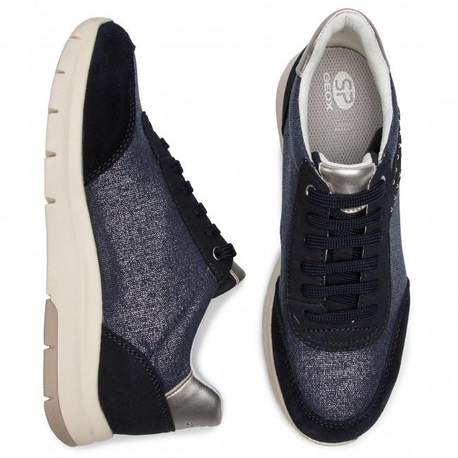 Sneakers GEOX D Callyn B D929GB 0LYAF C4002 Navy