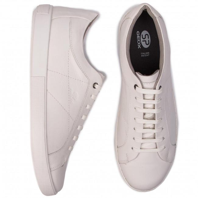 scarpe da da da ginnastica GEOX - U Jharrod A U925MA 00043 C1000 bianca - scarpe da ginnastica - Scarpe basse - Uomo | Vendita Calda  | Uomini/Donna Scarpa  bb043f
