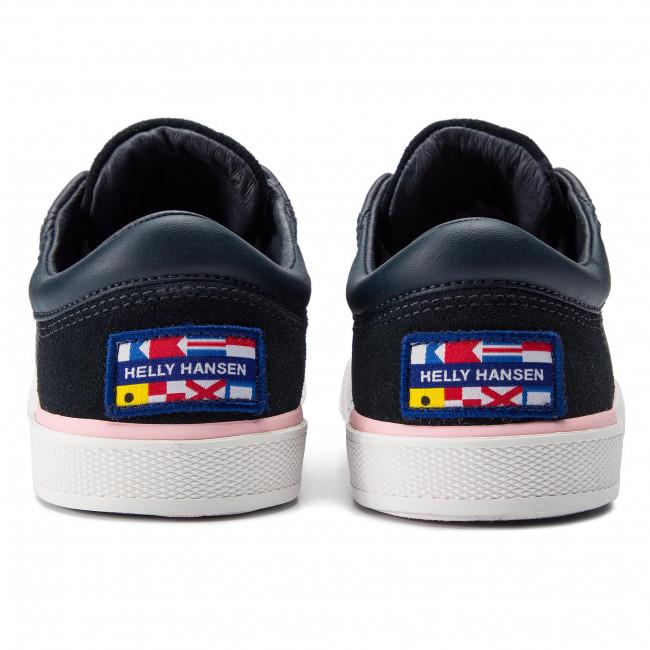 Scarpe sportive HELLY HANSEN Copenhagen Leather Shoe 11503 597 5.5F NavyPowder PinkOff White