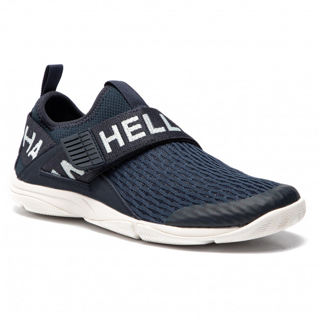 fb0817ffe5 Scarpe HELLY HANSEN - Hydromoc Slip-On Shoe 114-68.597 Navy/Bleached Aqua
