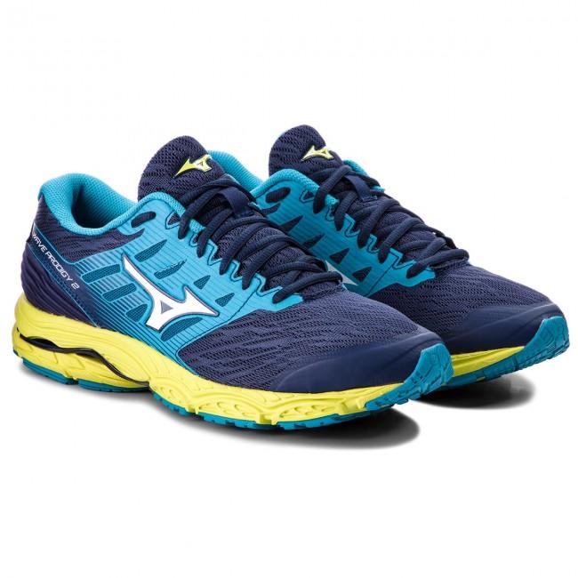 Scarpe MIZUNO - Wave Prodigy 2 2 2 J1GC181002 Blu scuro - Scarpe da allenamento - Running - Scarpe sportive - Uomo | Il materiale di altissima qualità  | Uomo/Donne Scarpa  13ef11