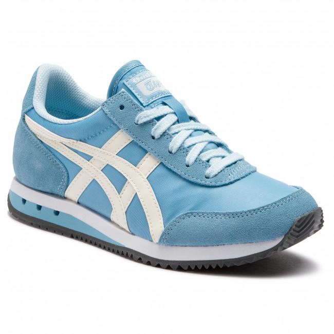 1182a068 Tiger New Smokecream Asics York Sneakers Blue Onitsuka qXRHE