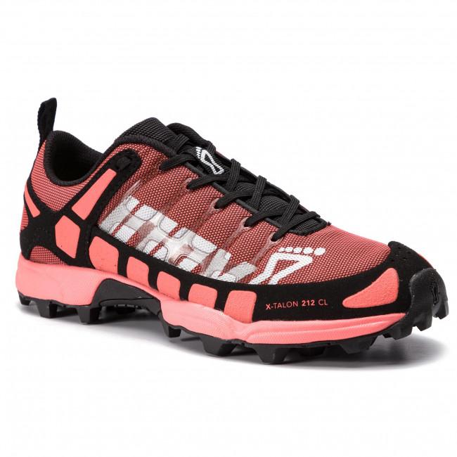 Scarpe INOV-8 - X-Talon 212 Cl 000776-COBK-P-01 Coral nero - Trail running - Running - Scarpe sportive - Donna | Uscita  | Scolaro/Ragazze Scarpa