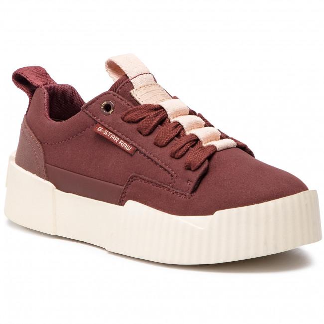 scarpe da ginnastica G-STAR RAW - Rackam D12728-A600-6485 Dk Bordeaux - scarpe da ginnastica - Scarpe basse - Donna | riparazione  | Scolaro/Signora Scarpa