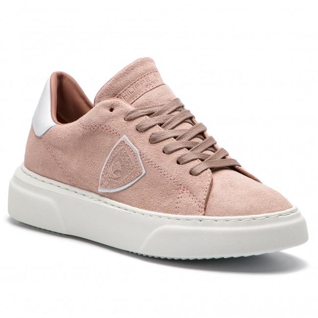 e235955d7b Sneakers PHILIPPE MODEL - Temple BGLD X001 Cipria - Sneakers ...