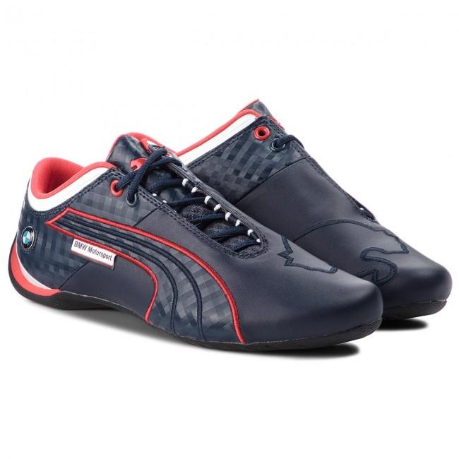 Sneakers PUMA BMW Ms Future Cat M1 305567 01 Bmw Team BlueHigh Risk Red