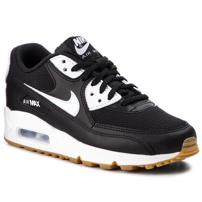 sports shoes 02bd2 3e049 Scarpe NIKE - Air Max 90 325213 055 Black White Gum Light Brown ...