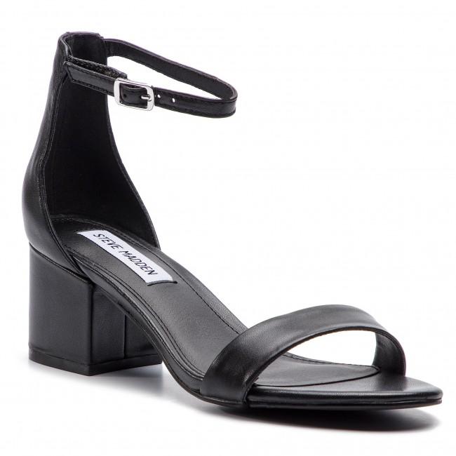 Sandali STEVE Black Irenee SM11000009 Leather 03001 017 MADDEN dBhsQCxtr