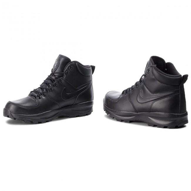 save off 5a63f 7f648 Scarpe NIKE - Manoa Leather 454350 003 BlackBlackBlack