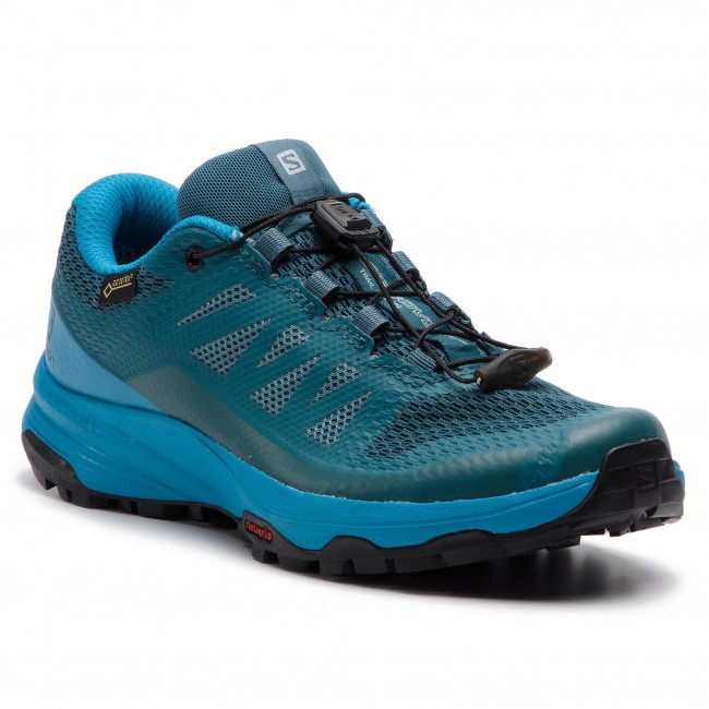 Scarpe SALOMON - Xa Discovery Gtx W GORE-TEX 406807 20 W0 Mallard blu Hawaiian Surf blustone - Trail running - Running - Scarpe sportive - Donna | Prezzo Affare  | Gentiluomo/Signora Scarpa