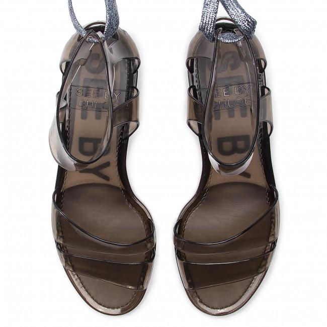 Sandali SEE BY CHLOÉ - SB32300A SB32300A SB32300A PVC 999T Nero Transparente - Sandali da giorno - Sandali - Ciabatte e sandali - Donna | Un'apparenza Elegante  | Uomo/Donne Scarpa  a7650b