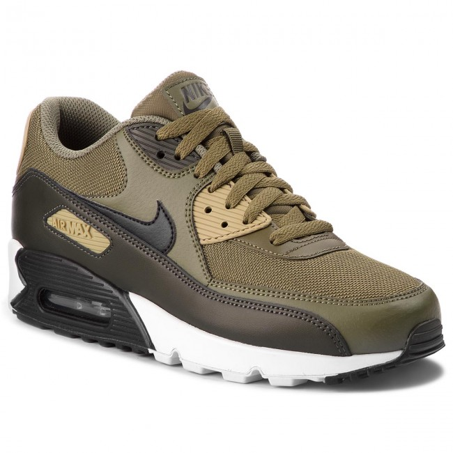 detailed look 475f0 1e10f Scarpe NIKE - Air Max 90 Essential AJ1285 201 Medium Olive Black Sequoia