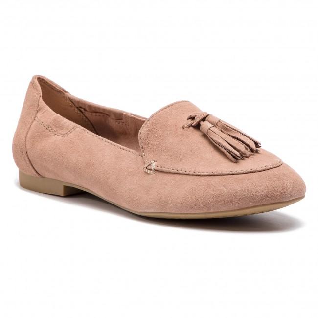Loafers MARCO TOZZI - 2-24218-32 Nude 408 - Loafers - Scarpe basse - Donna | Prodotti Di Qualità  | Scolaro/Ragazze Scarpa