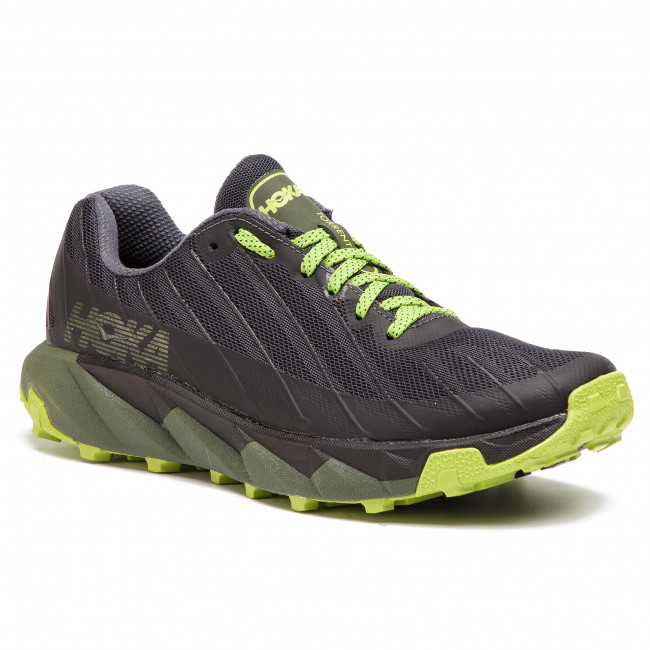 Scarpe HOKA ONE ONE - Torrent 1097751 Ebony nero - Trail running - Running - Scarpe sportive - Uomo   Sensazione Di Comfort    Uomini/Donna Scarpa