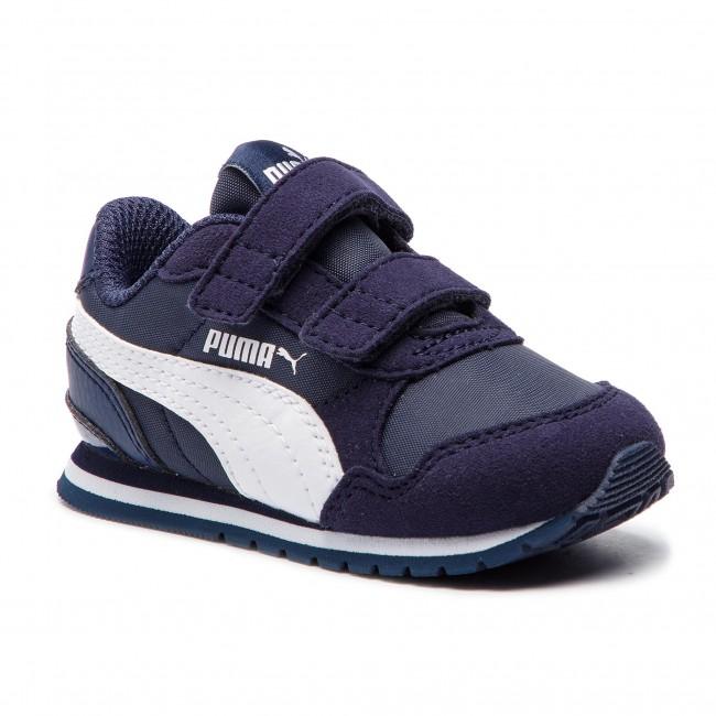 V2 Inf White Nl Sneakers 365295 Peacoatpuma Puma 09 V Runner St wtOC1FxqY