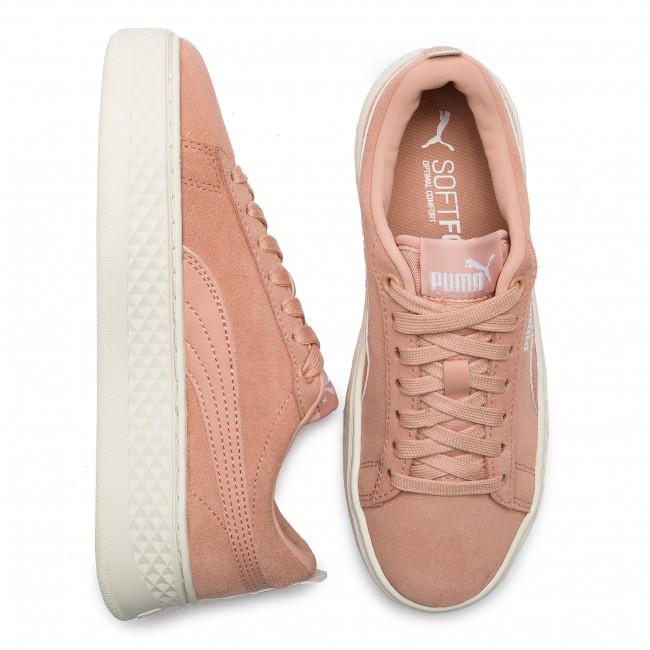 Sneakers PUMA Smash Platform SD 366488 08 Peach BudPuma White