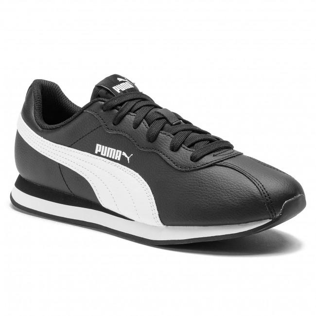 scarpe da ginnastica PUMA - - - Turin II 366962 01 Puma nero Puma bianca - scarpe da ginnastica - Scarpe basse - Uomo   Negozio famoso    Uomini/Donna Scarpa  fb0a96