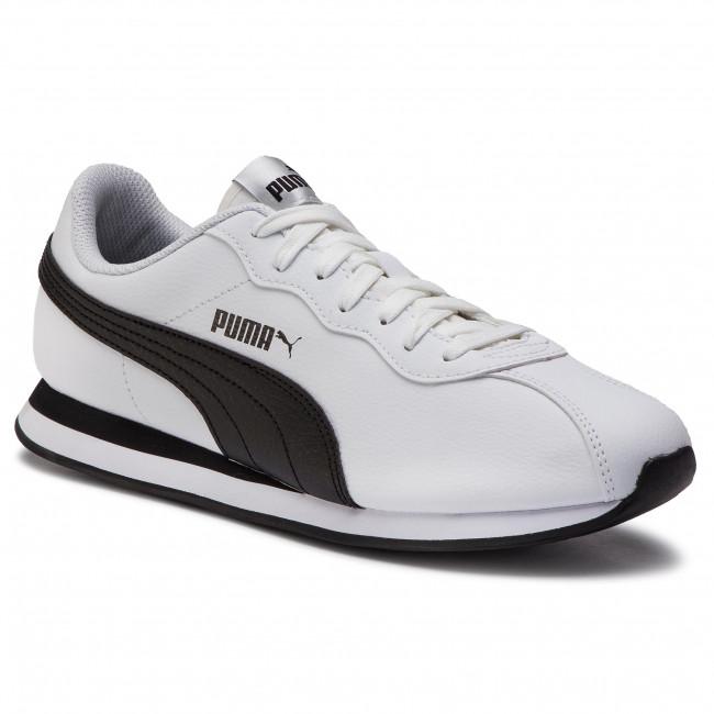 scarpe da ginnastica ginnastica ginnastica PUMA - Turin II 366962 04 Puma bianca Puma nero - scarpe da ginnastica - Scarpe basse - Uomo | ecologico  | Scolaro/Ragazze Scarpa  838c3a
