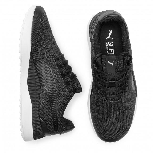 Sneakers PUMA Pacer Next FS Knit Jr 368075 07 Puma BlackPuma Silver
