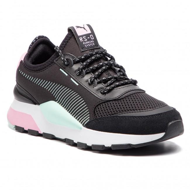 scarpe da ginnastica PUMA - RS-0 Winter Inj Toys Jr 369030 03 Puma nero Pale rosa - scarpe da ginnastica - Scarpe basse - Donna | Nuovo Arrivo  | Scolaro/Signora Scarpa