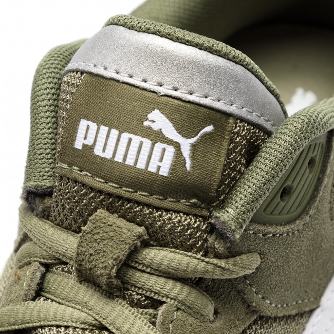 Sneakers PUMA Vista 369365 04 OlivinePuma WhiteElm