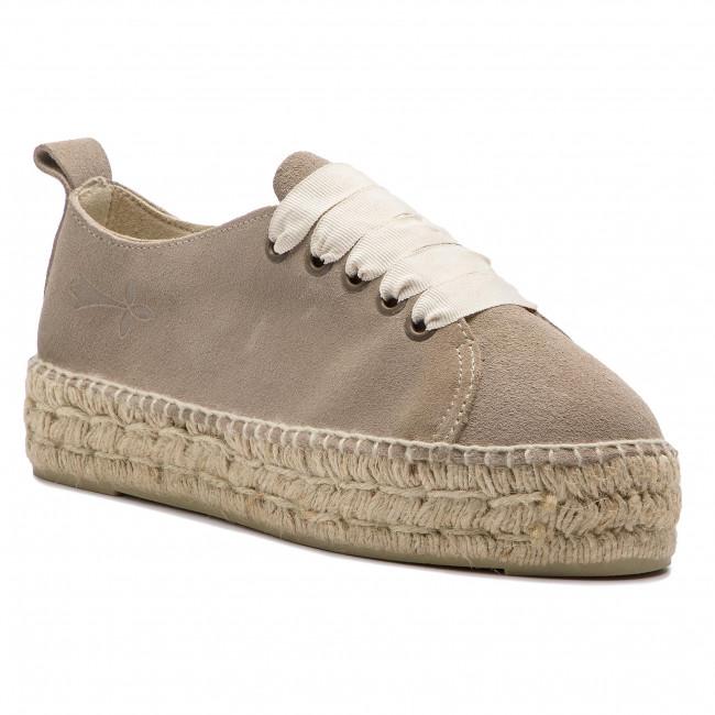 Espadrillas MANEBI - scarpe da ginnastica  D W 1.9 E0 Vintage Taupe Suede - Espadrillas - Scarpe basse - Donna | durabilità  | Uomo/Donne Scarpa