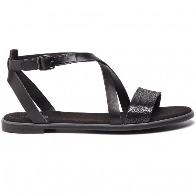 85b70714dd0e6e Sandali CLARKS - Bay Rosie 261393364 Black Interest - Sandali da giorno -  Sandali - Ciabatte e sandali - Donna - escarpe.it