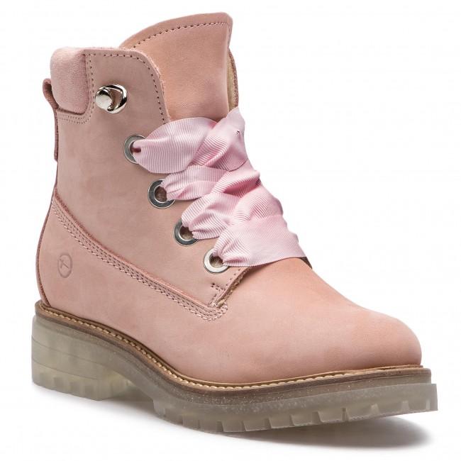 Scarponcini TAMARIS - 1-26726-31 Light rosa 526 - Scarpe da trekking e scarponcini - Stivali e altri - Donna | Superficie facile da pulire  | Uomo/Donne Scarpa