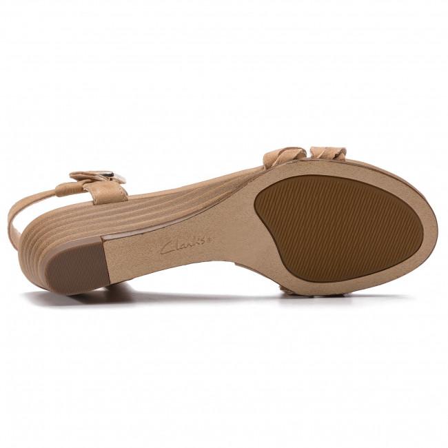 Sandali CLARKS - Mena Blossom  261392504 261392504 261392504 Praline Leather  - Sandali da giorno - Sandali - Ciabatte e sandali - Donna | caratteristica  | Uomini/Donna Scarpa  721a17