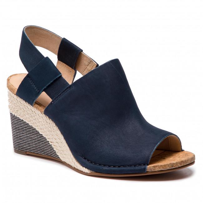 Espadrillas CLARKS - Spiced Bay 261413304 Navy Combi - Espadrillas - Ciabatte e sandali - Donna | In vendita  | Maschio/Ragazze Scarpa