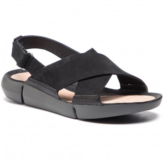 Sandali CLARKS - Tri Chloe 261389484 nero Combi Nbk - Sandali da giorno - Sandali - Ciabatte e sandali - Donna | Meno Costosi Di  | Uomo/Donna Scarpa