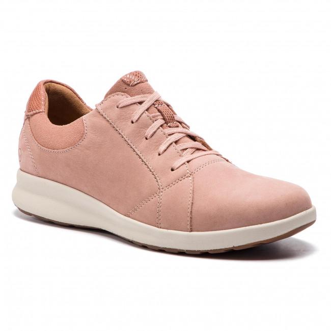 Scarpe basse CLARKS - Un Adorn Lace 261414374 rosa Combi - Basse - Scarpe basse - Donna | Conosciuto per la sua eccellente qualità  | Scolaro/Ragazze Scarpa