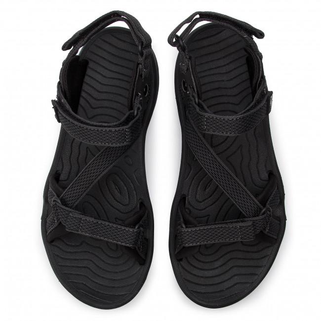 Sandali JACK WOLFSKIN - - - Lakewood Ride Sandal W 4019041 nero - Sandali da giorno - Sandali - Ciabatte e sandali - Donna | A Basso Prezzo  | Uomini/Donne Scarpa  b10f35