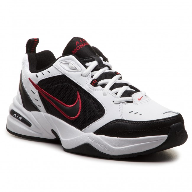 new arrivals 750ad fbb22 Scarpe NIKE - Air Monarch Iv 415445 101 White Black