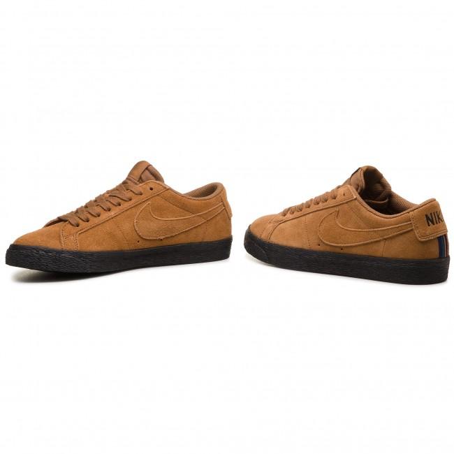 Blazer Scarpe 864347 Tanlt 200 Low Nike British Zoom Lt Sb 6RAtR
