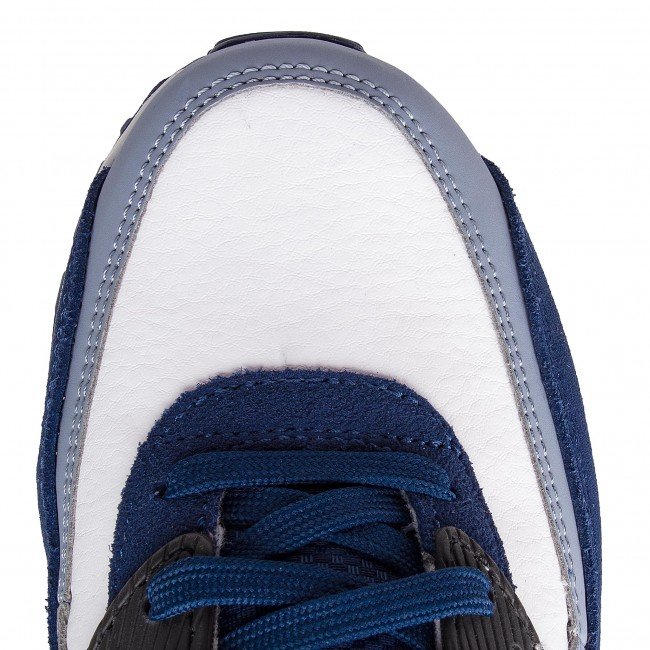 Scarpe NIKE Air Max 90 Leather 302519 400 Blue VoidBlack