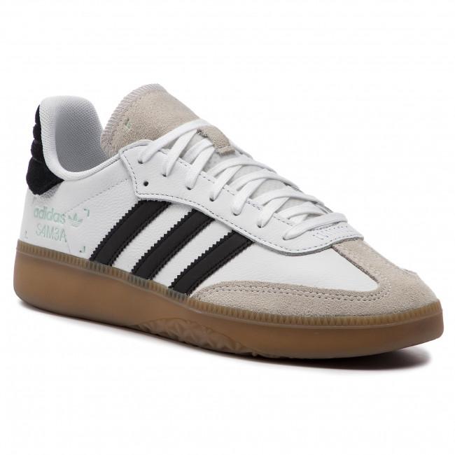 sports shoes b7d56 90973 Scarpe adidas - Samba Rm BD7537 Ftwwht Cblack Clemin