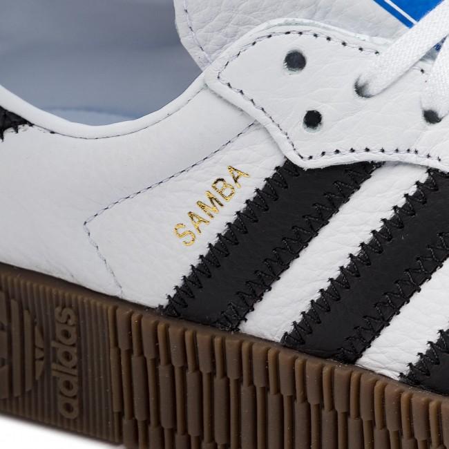Scarpe adidas - Sambarosa W AQ1134 AQ1134 AQ1134 Ftwwht Cnero Gum5 - scarpe da ginnastica - Scarpe basse - Donna | Prezzo speciale  | Gentiluomo/Signora Scarpa  0557d5