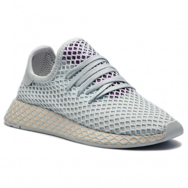 Scarpe adidas - Deerupt Runner W CG6083 Blutin  Ecrtin Actpur - scarpe da ginnastica - Scarpe basse - Donna | Durevole  | Scolaro/Ragazze Scarpa