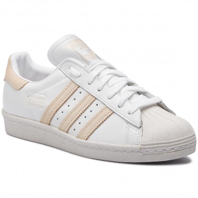 check out effb2 c1770 Scarpe adidas - Superstar 80s CG7085 Ftwwht Ecrtin Crywht