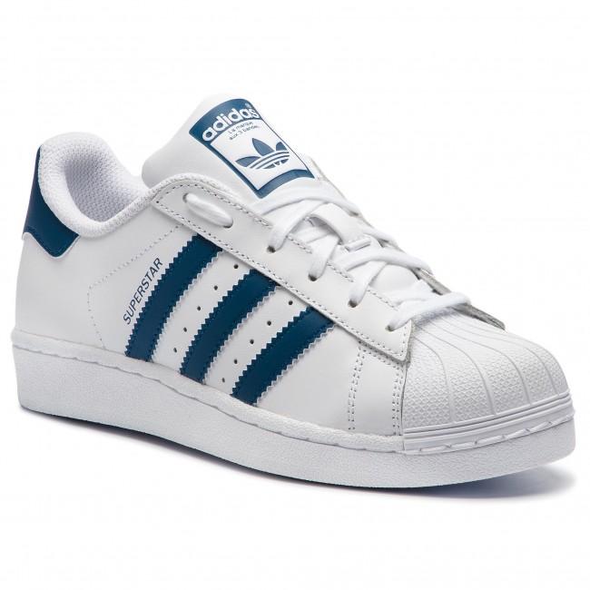 Sneakers Scarpe F34163 Ftwwhtftwwhtlegmar Adidas J Superstar wUqacXU8