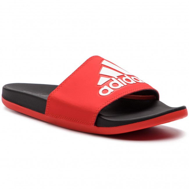 cf2e02ffd344a Ciabatte adidas - adilette Comfort F34722 Actred Ftwwht Cblack ...