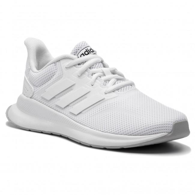 Runfalcon Adidas Da Scarpe K F36548 Ftwwhtftwwhtgretwo BdCrxoeW